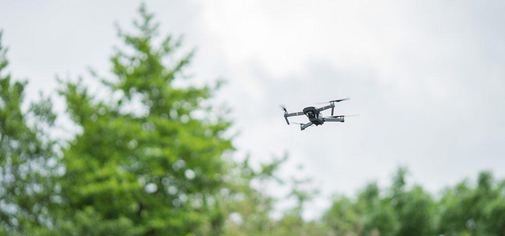 vol drone vienne
